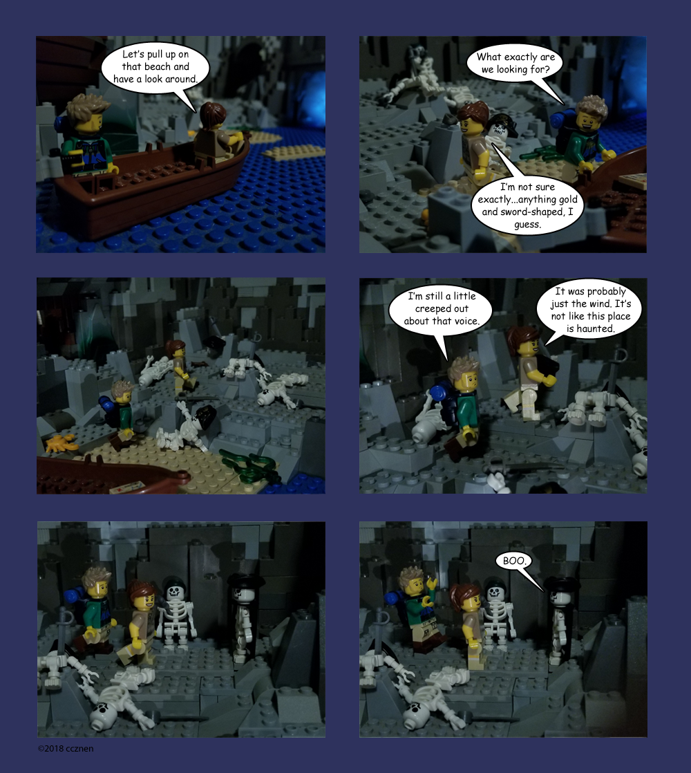 Chapter M2: Pirates of the Gulf of Mexico | Part 5